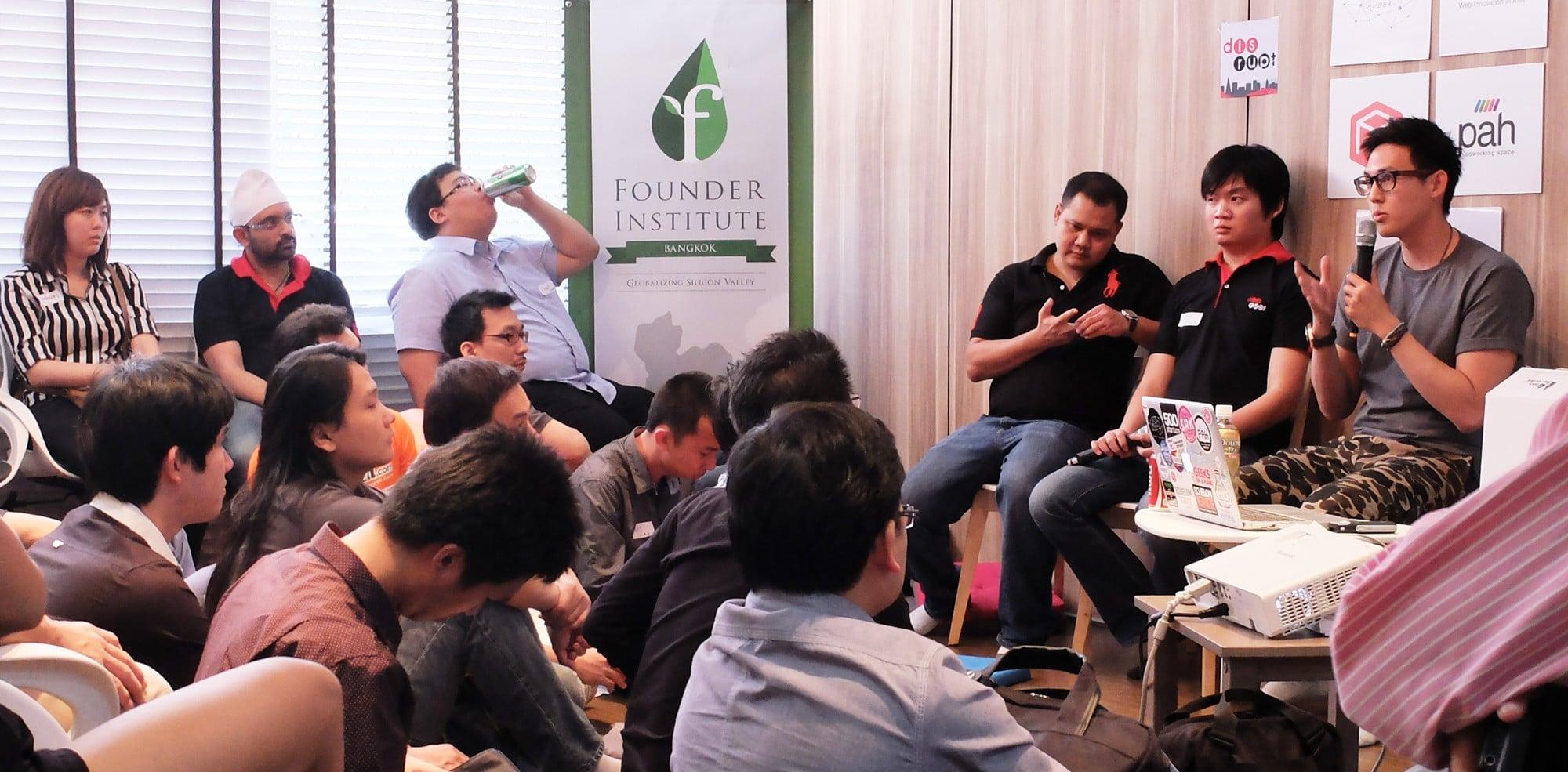 งาน Distrupt Reunion รวมญาติครั้งใหญ่ของชาว Startup